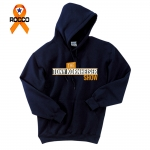 The Tony Kornheiser Show Navy Blue Hooded Sweatshirt (25% off)
