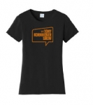 Ladies Tony Kornheiser Show T-Shirt