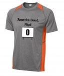 """Reset the Board, Nigel"" T-Shirt"