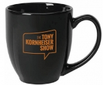 The Tony Kornheiser Show Ceramic Bistro Mug