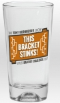 This Bracket Stinks Collectible Pint Glass