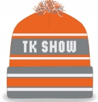 TK SHOW Knit Hat **IN STOCK NOW