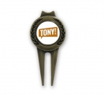 TONY! Divot Repair Tool with Magnetic Ball Marker