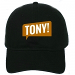 TONY!  Black Hat (25% off)